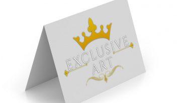 exclusive art logo