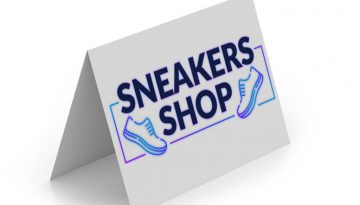sneakers shop logo