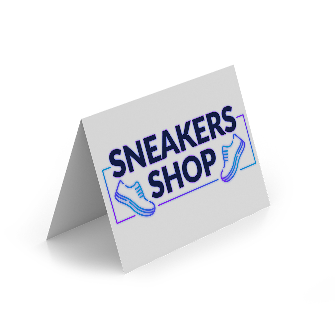 sneakers shop logo