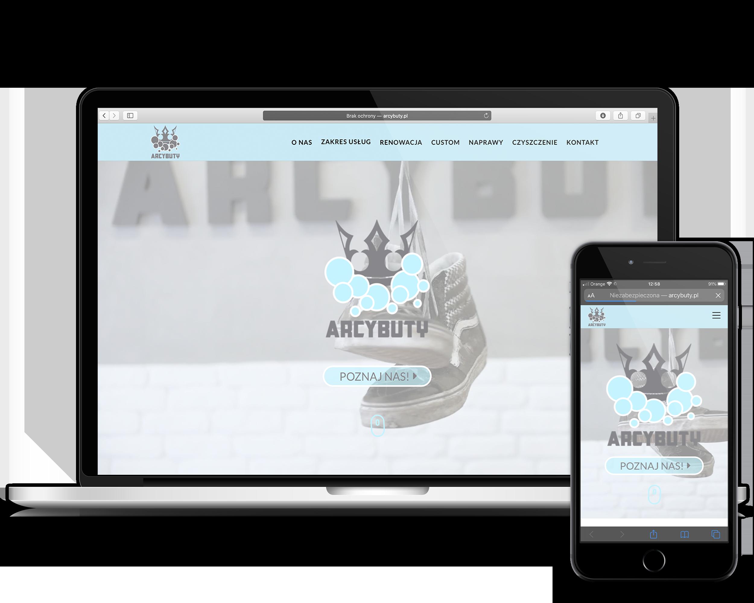 Website arcy