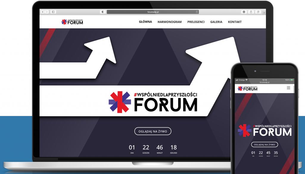 Website forumwdp